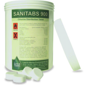 Sanitab 900 HR-0